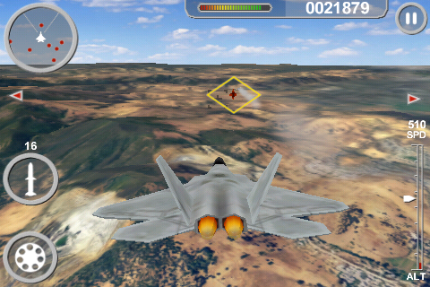 Screenshot X Invasion 2 Lite Version