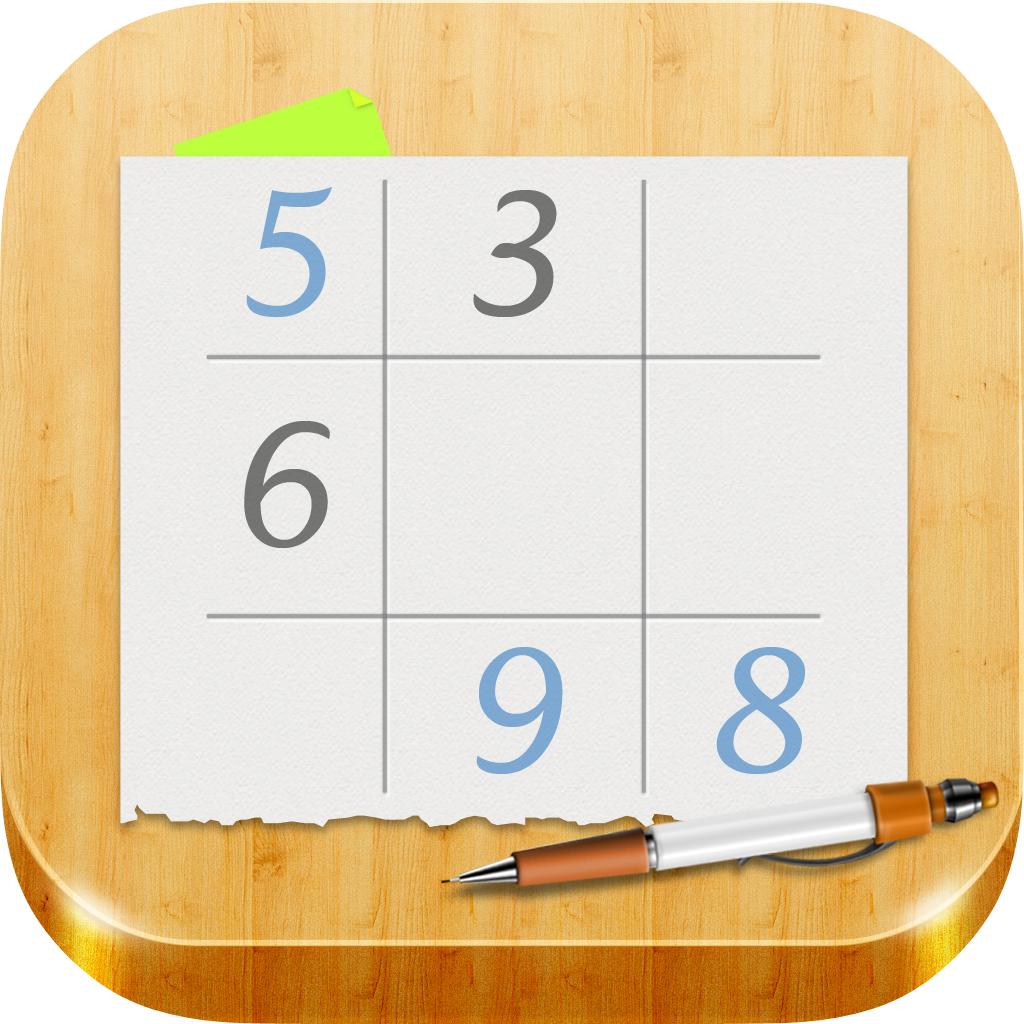 数独 - Sudoku - Numbers Place